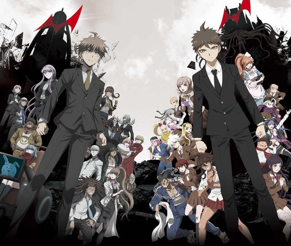 Image result for danganronpa 3 poster