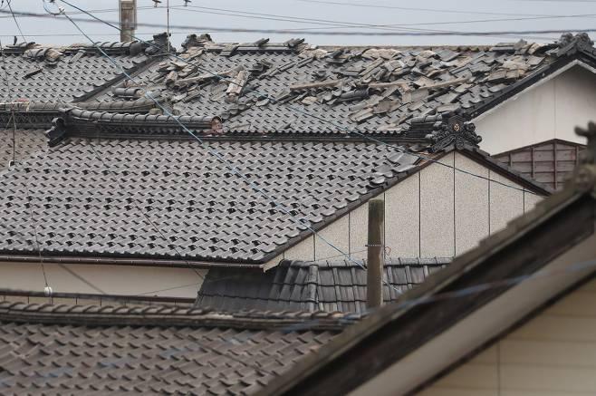 근황 니가타현 앞바다서 규모