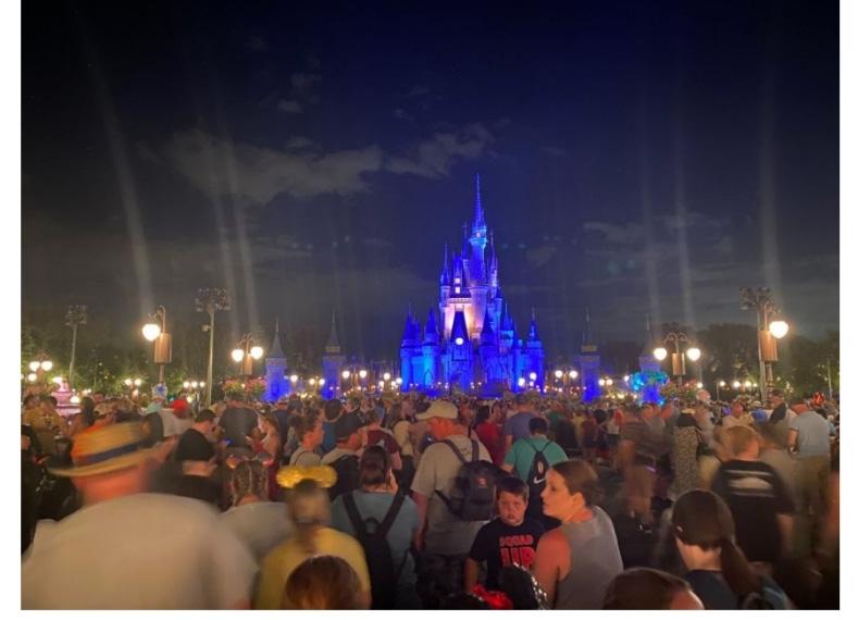 미국 디즈니랜드 폐쇄전야1.jpg