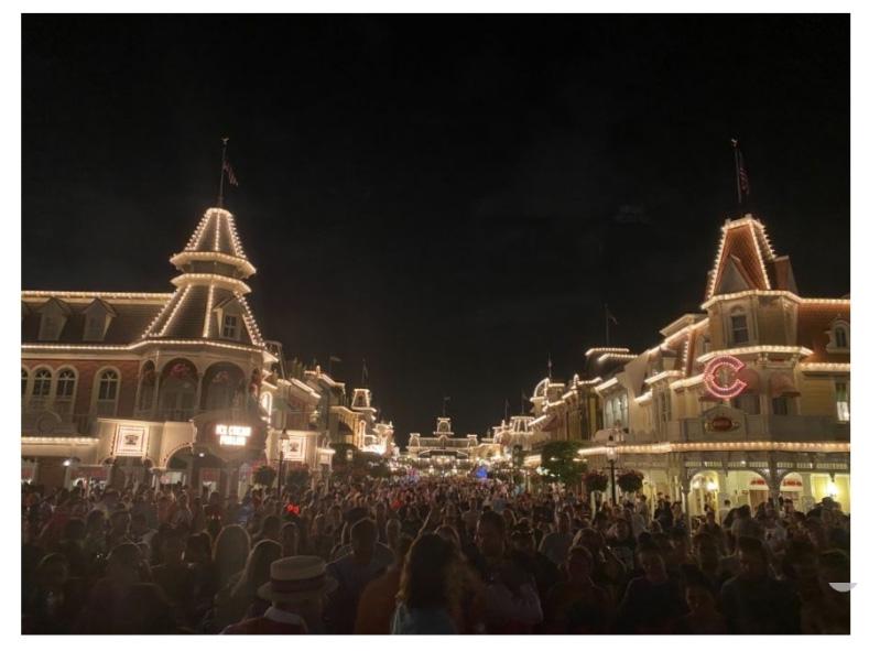 미국 디즈니랜드 폐쇄전야2.jpg